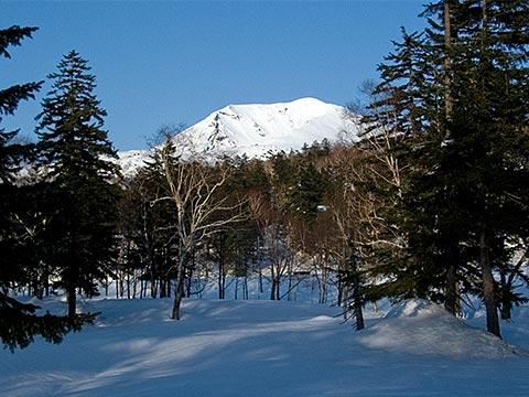 北海道の屋根 大雪山旭岳